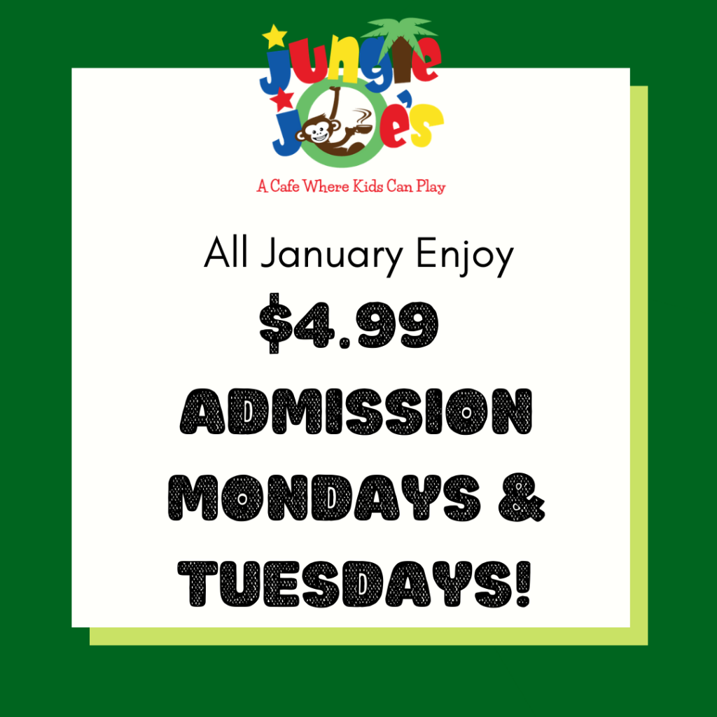 $4.99 Admission all day